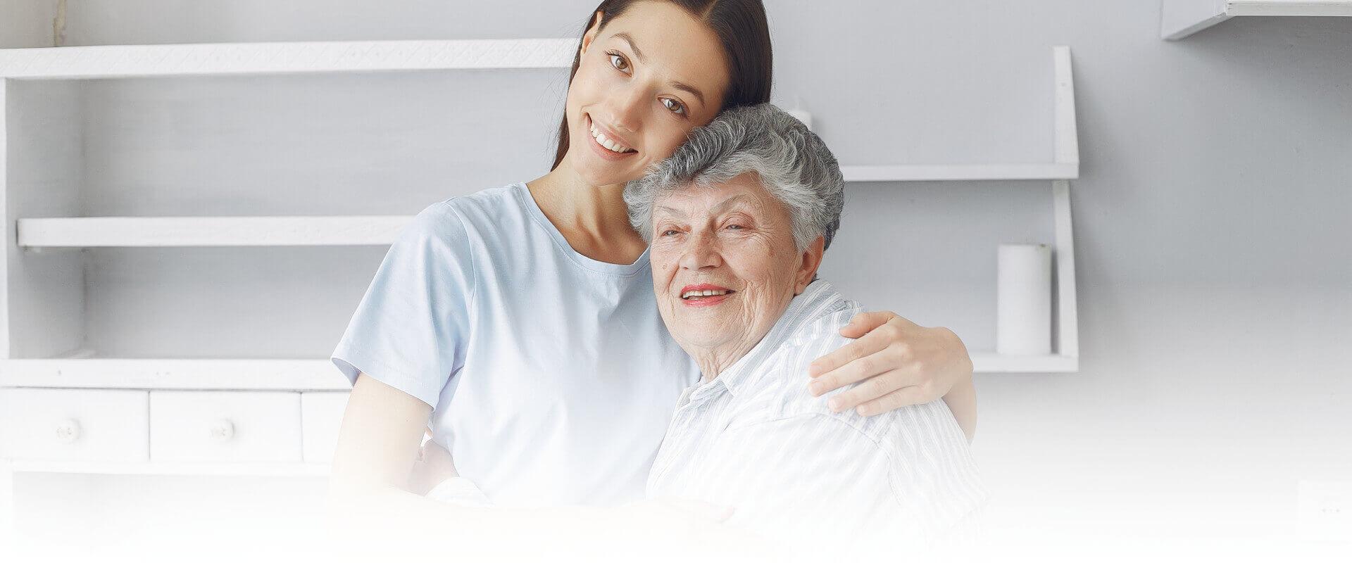 Asistente gerontológico y personas con capaciades diversas